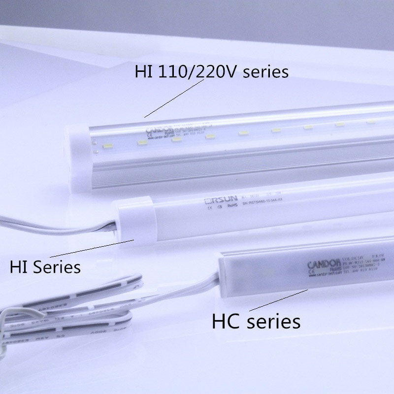 Hc Series DC 24V 850mm (33.5inches) High Energy-Saving LED Shlelf Light
