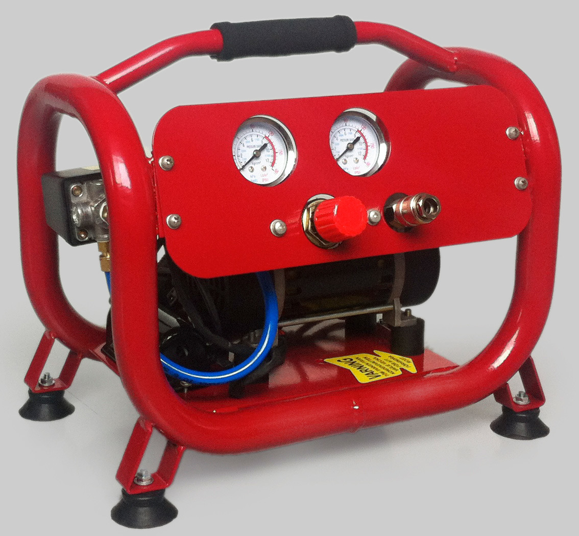 Tat-0202hn 0.75HP with 2L Frame Oil Free Silent Air Compressor