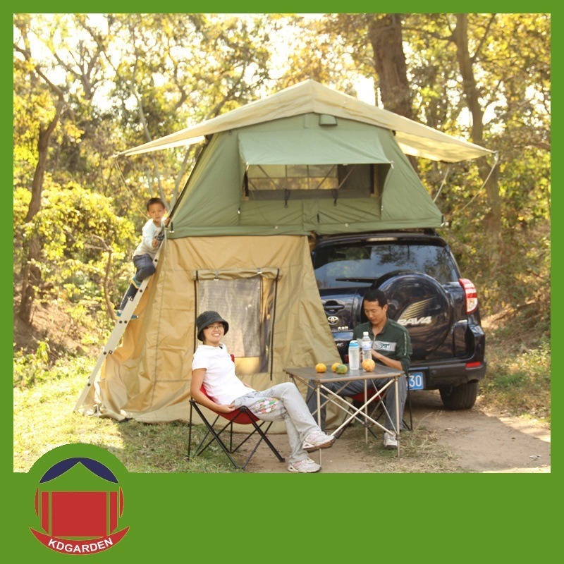 4X4 Outdoor Camping Car Roof Top Tent with Annex