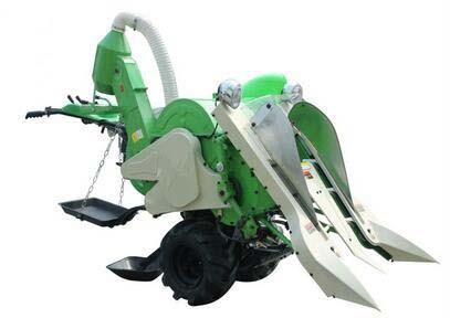 Mini Rice/Wheat Combine Harvesting Machine, Harvester