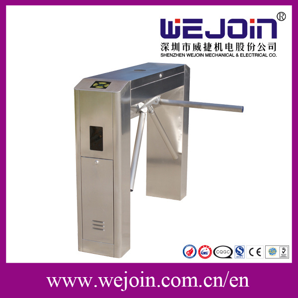 Stainless Steel Automatic Tripod Turnstile for Bus Station