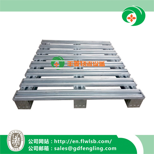 The Special Galvanized Steel Pallet for Warehouse Storage