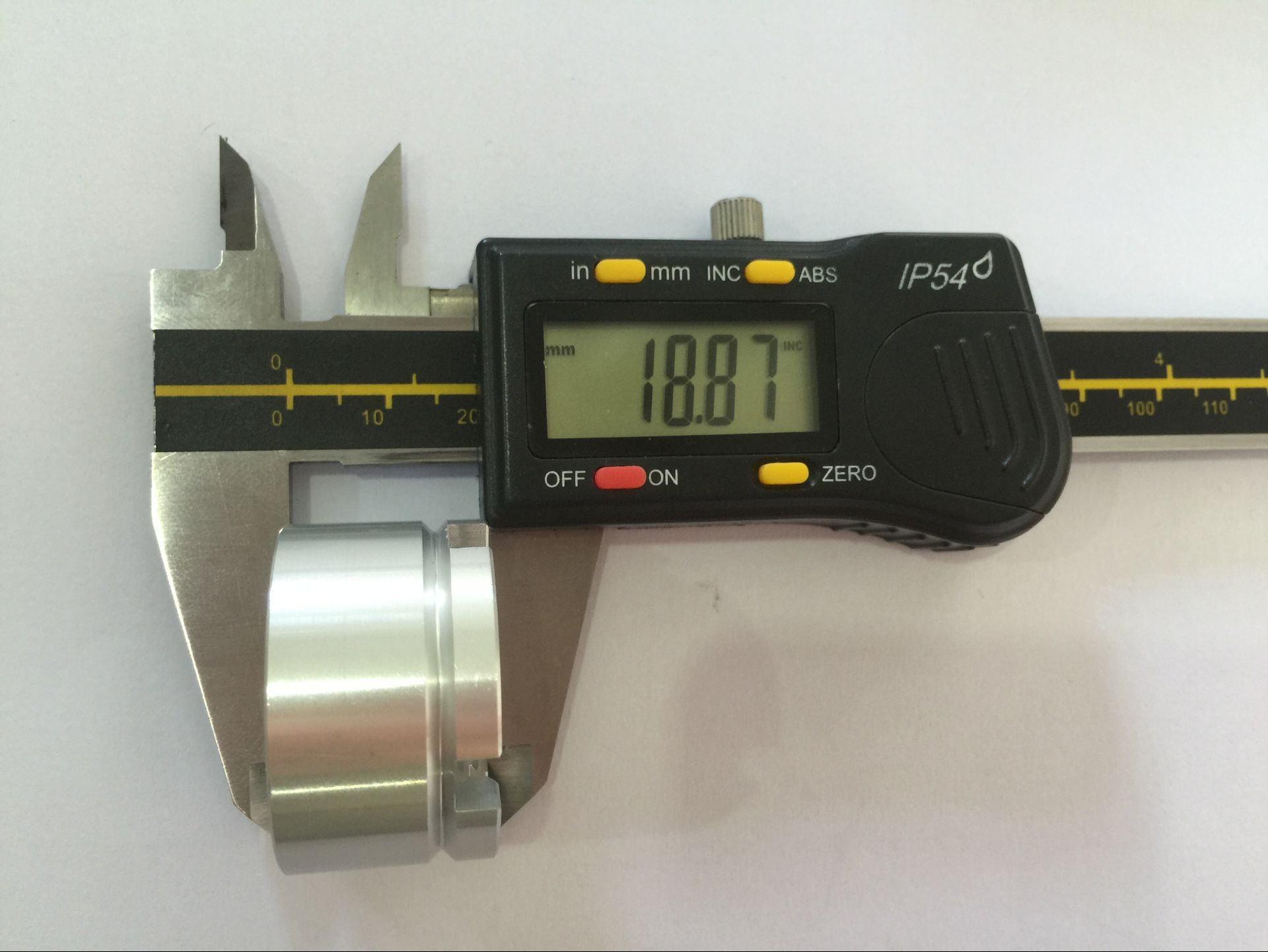 CNC Part for Aluminum Hollow Ring