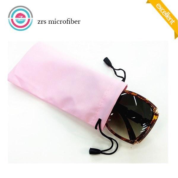 Cheaper Microfiber Sunglasses Pouch