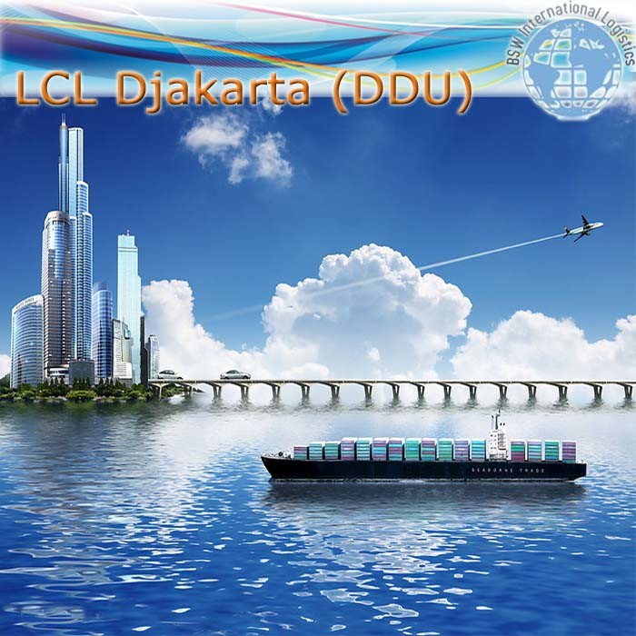International Shipping, Consolidation & Trucking Service, Freight Agent (FCL 20′′40′′)