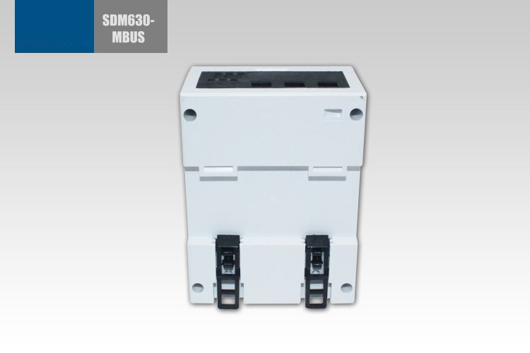 Three Phase Multifunction Household Mbus Kwh Electricity Meter Sdm630-Mbus