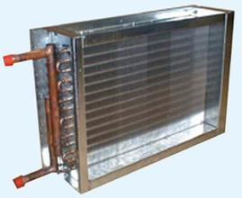 Fan Coil Condenser for Commercial Refrigeration