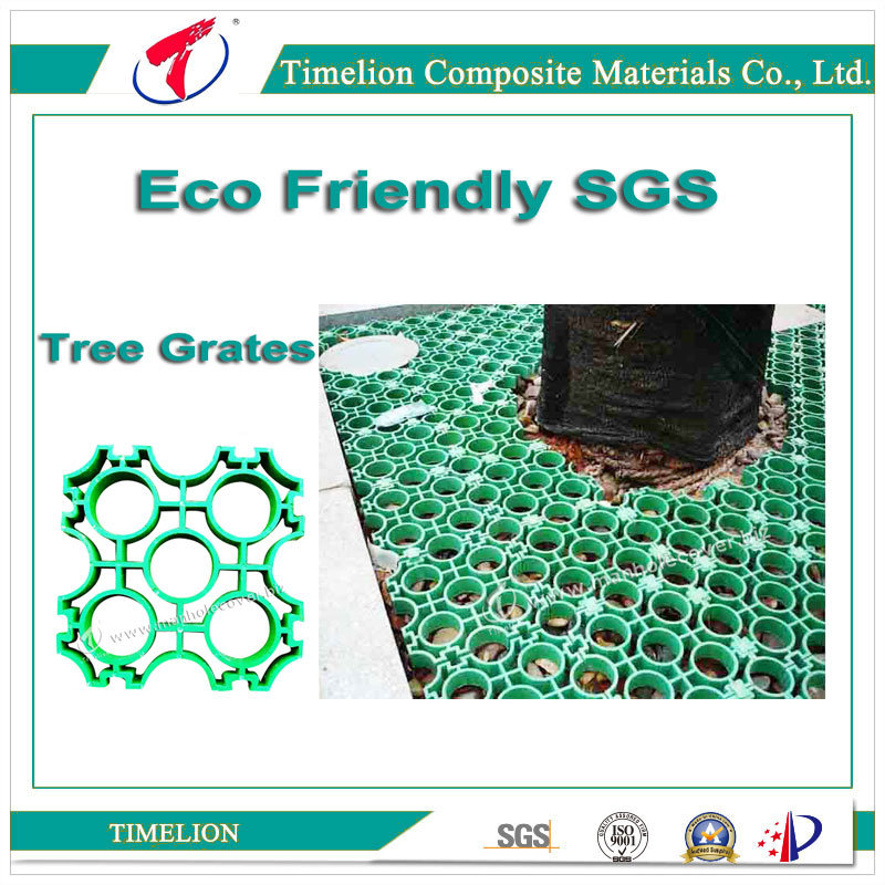 Fiberglass Resin BMC Protect Tree Grates