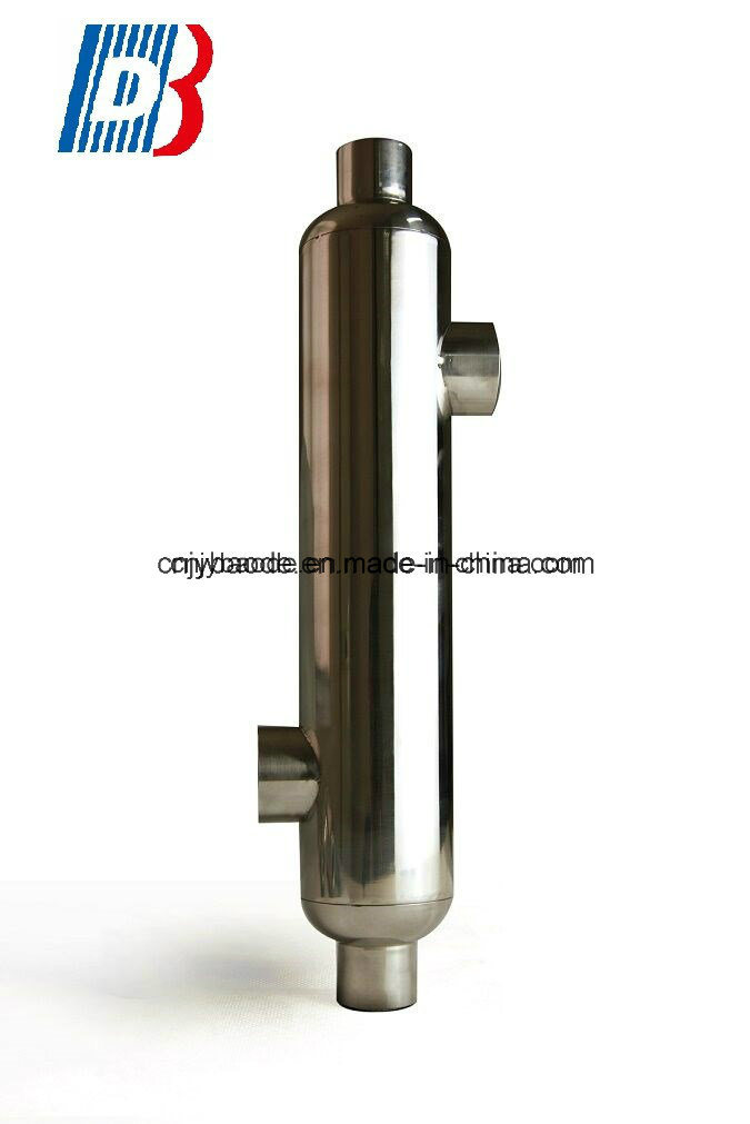 Stainless Steel Material Shell and Tube Heat Exchanger Swimming Pool