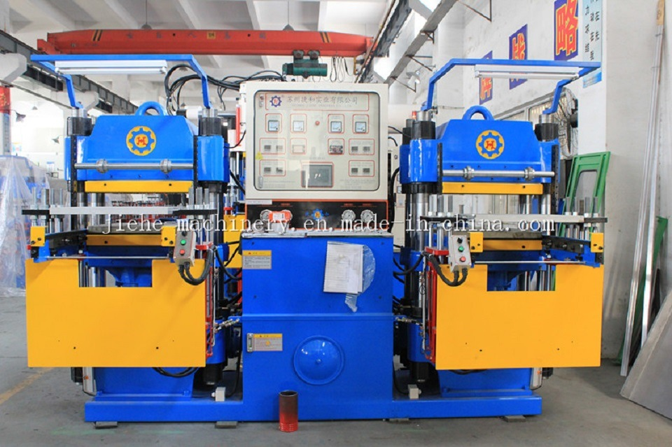 Rubber Silicone Components Making Machinery with Ce&ISO Made in China