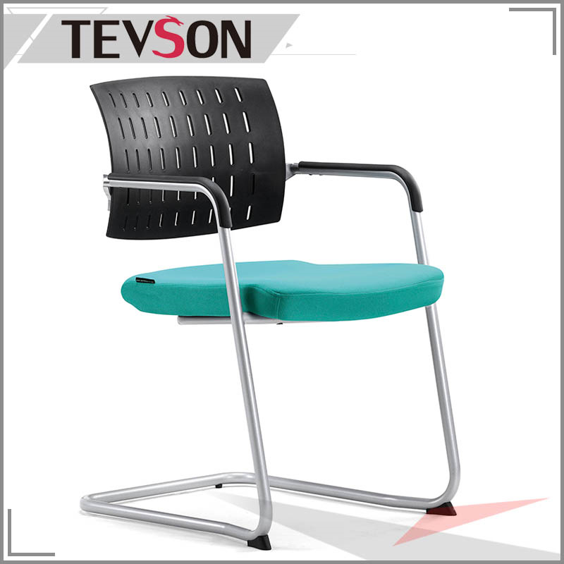 Plastic Back Visitor Chair for Waiting Room or Office