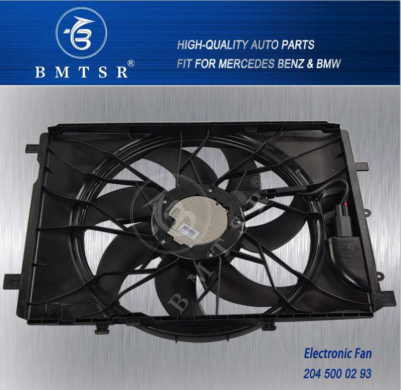 Cooling System Radiator Fan for BMW E39