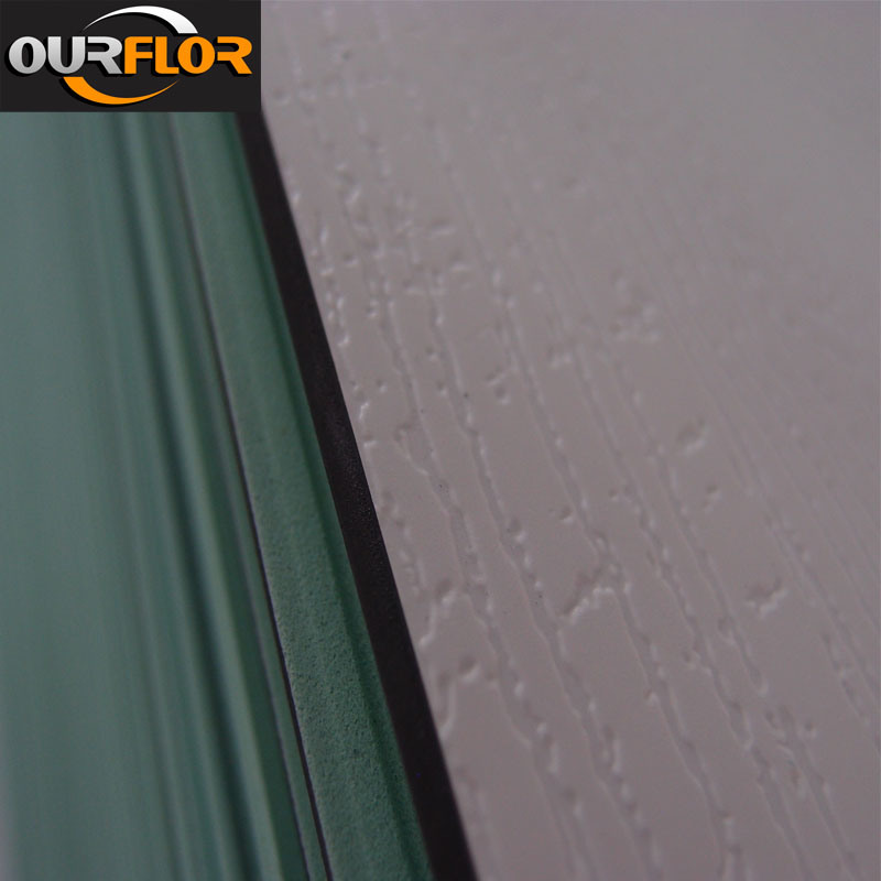 2016 New WPC Wall Panel / Waterproof Wall Cladding / Wall Tiles for Indoor /Vinyl Floor