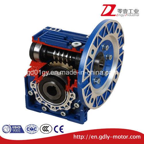 Die Cast Aluminum Worm Gear Speed Reduce Gearbox