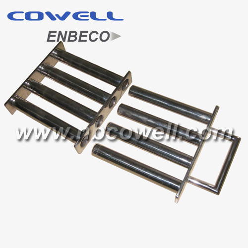 Square Extrusion Magnet Grate Separators for Blowing Machine