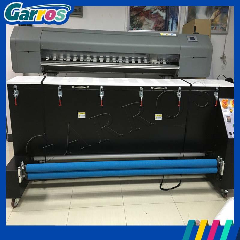 Garros Ajet 1601 Direct Textile Printer for All Kinds of Fabric with One Print Head