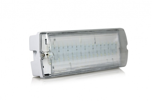 Exit Light SMD2835 LED Remote Control Lamp Emergency Light