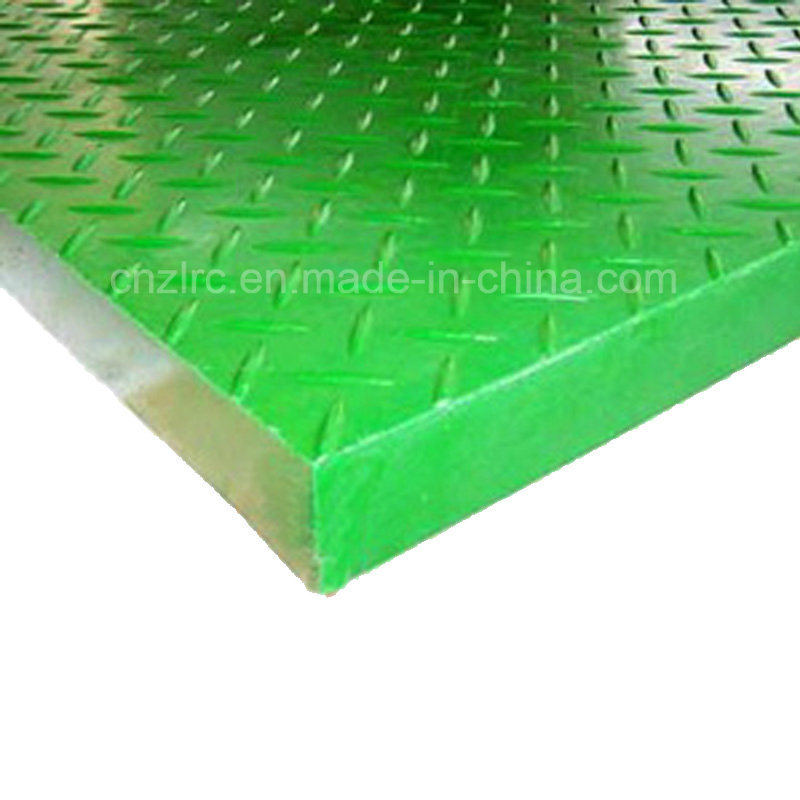 FRP Grating with Cover / GRP Grating with Gritty Cover