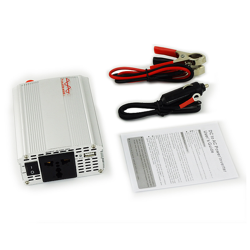 Pure Sine Wave Power Inverter (400W)