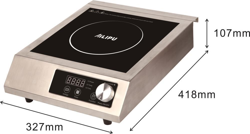 2017 Home Kitchenware Electric Hot Plate with CE/CB/ETL