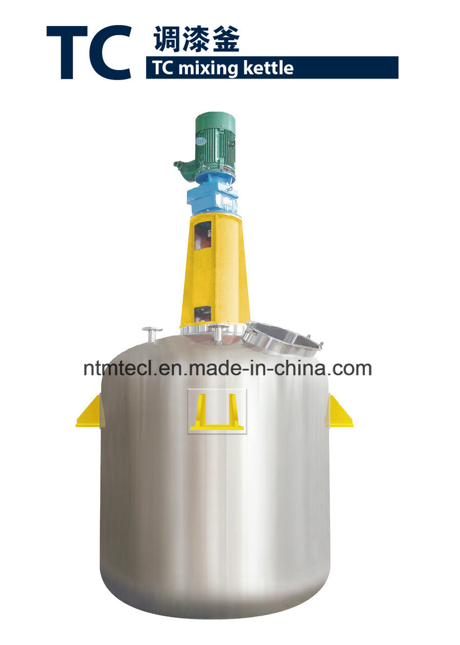 MID-Low Viscosity Low Mixing Kettle Machine for Paint, Coating, Pigment, Chemial Liquid