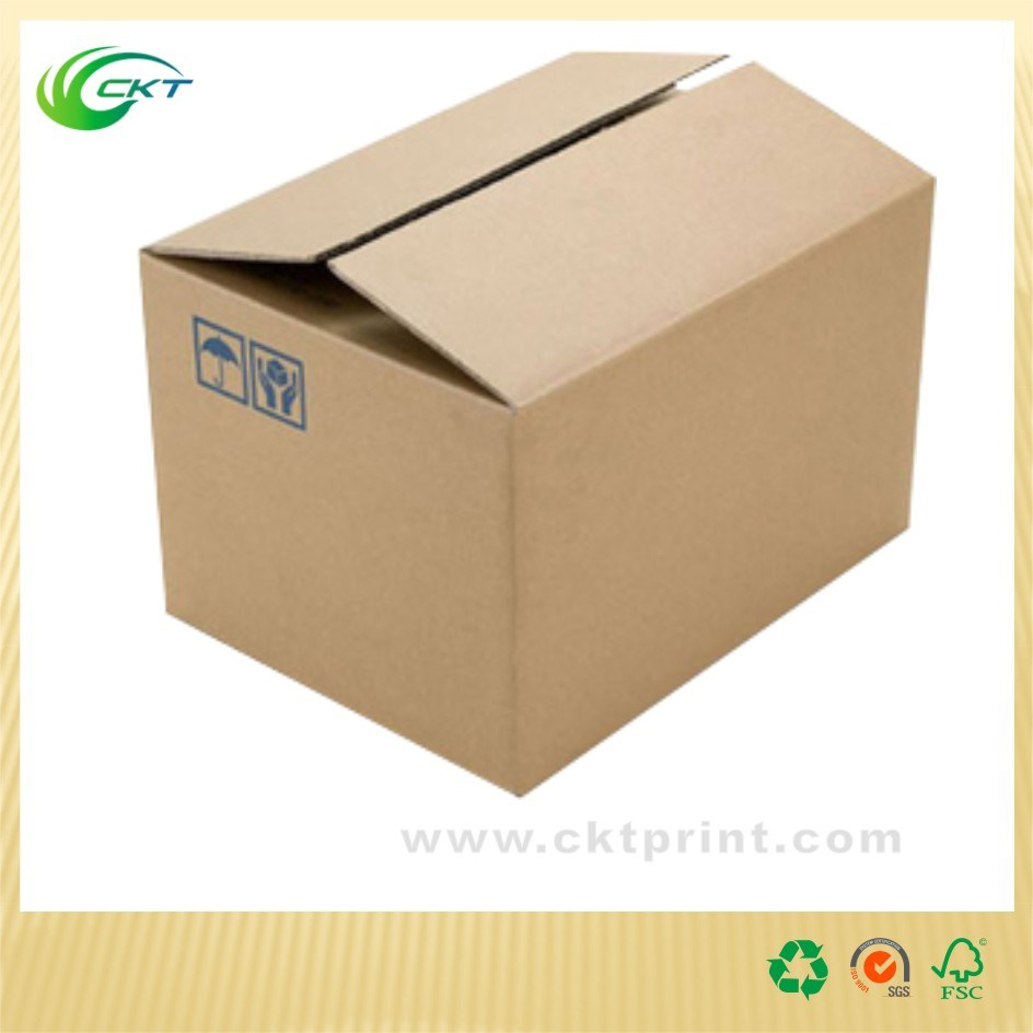 The High Quality Corrugated Package Boxes (CKT-CB-818)
