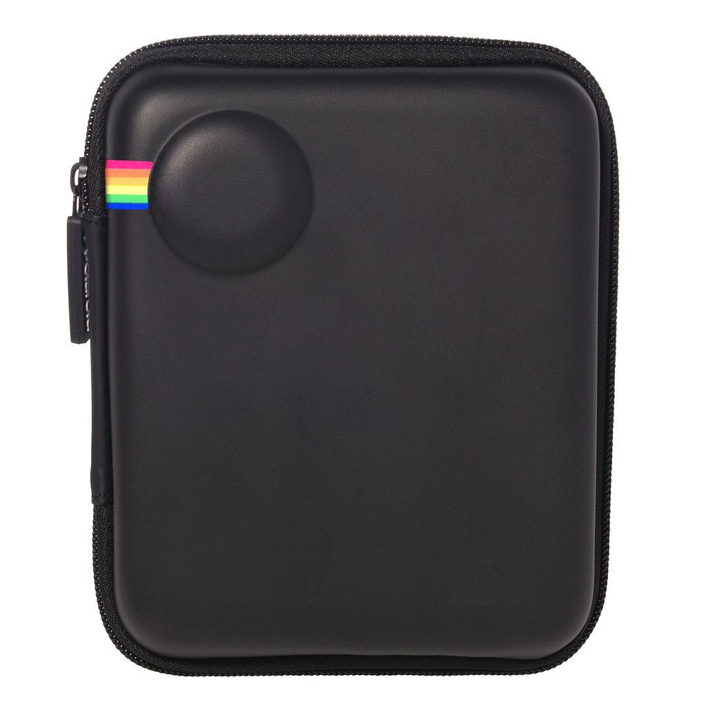 Multi Use Hard Carrying EVA Tool /Camera Case/EVA Case for Polaroid Pop Instant Print Digital Camera (Black)