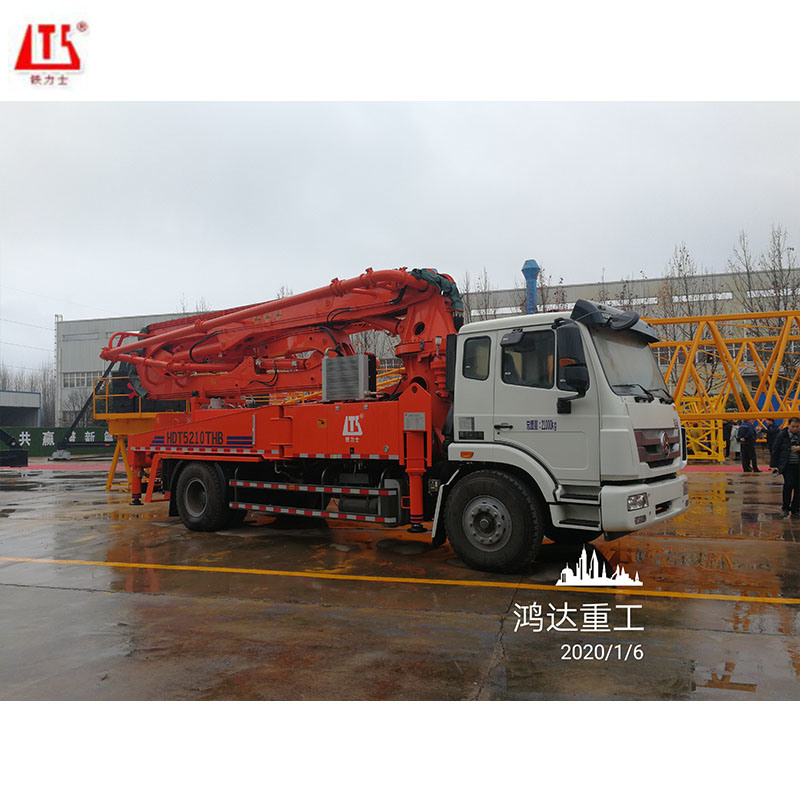 Span-New 33m Boom Truck Mounted Concrete...
