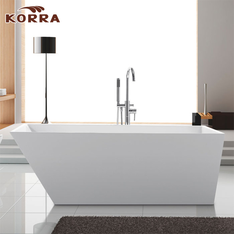 New Design Acrylic Freestanding Bathtub of Manufacturer in Foshan