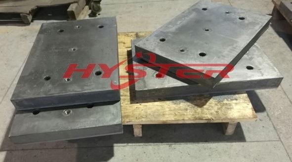 Professional Manufacture of Bi-Metallic Wear Plate 63HRC for Chute and Hopper