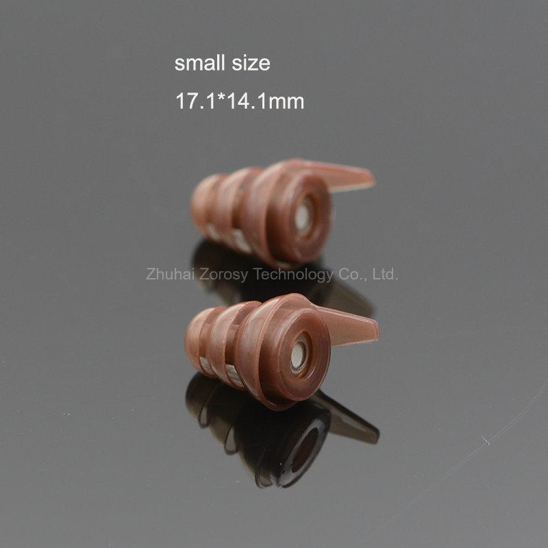 OEM&ODM Organic Liquid Silicone Earplugs