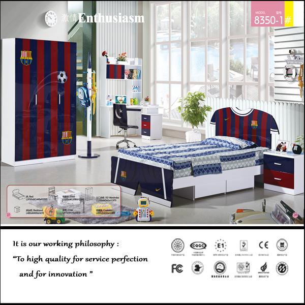 Foshan Furniture Manufacturer for Juvenile Bedroom