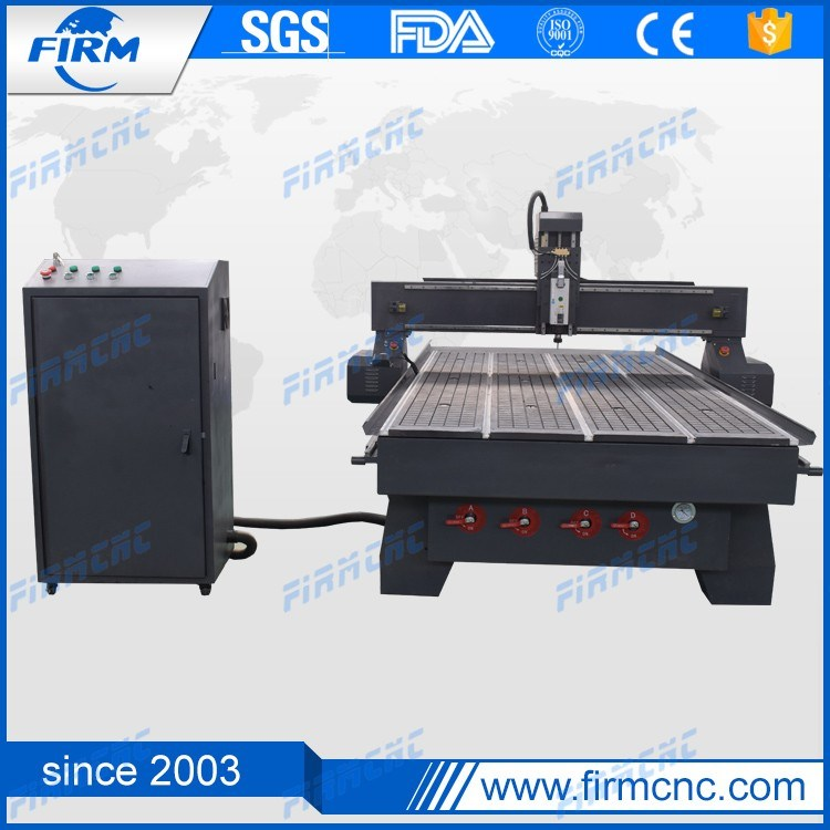 Professional Plastic PVC MDF Wood Carving Machine