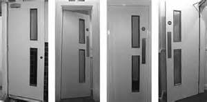 Steel Fire Door with UL 10 (C) Certified Fire Rating 180 Mins
