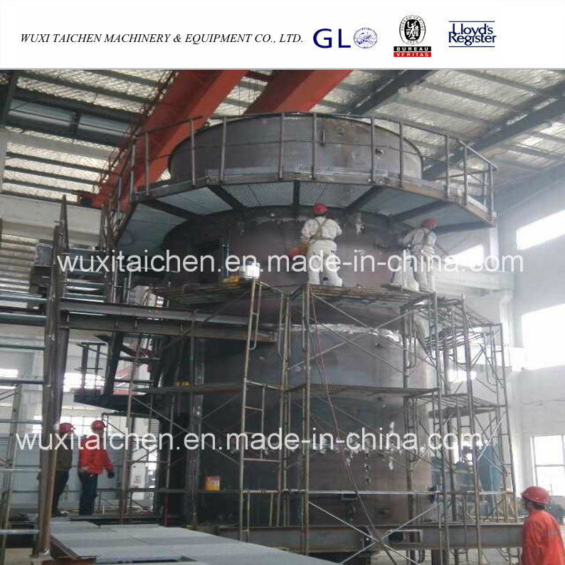 Steel Fabrication Unloading Machine Undercarriage Complete Assembly