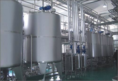 Complete Pure Water Production Line