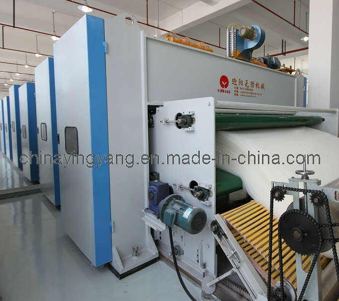 Yygz-I Pre-Needle Loom Non Woven Machinery