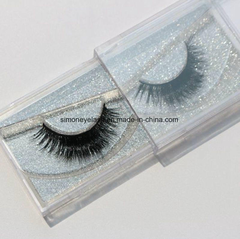 Natural Mink Fur Eyelash for Makeup Artist with CE Approved