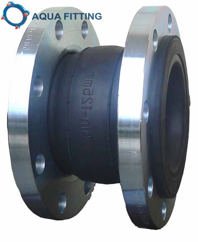 Single Sphere Rubber Expansion Joint with Flange