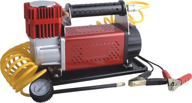 DC 12V Portable Auto Car Air Compressor (WIN-743)