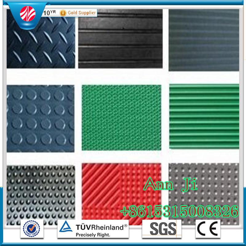 Anti-Abrasive Rubber Sheet, Industria Rib Rubber Sheet