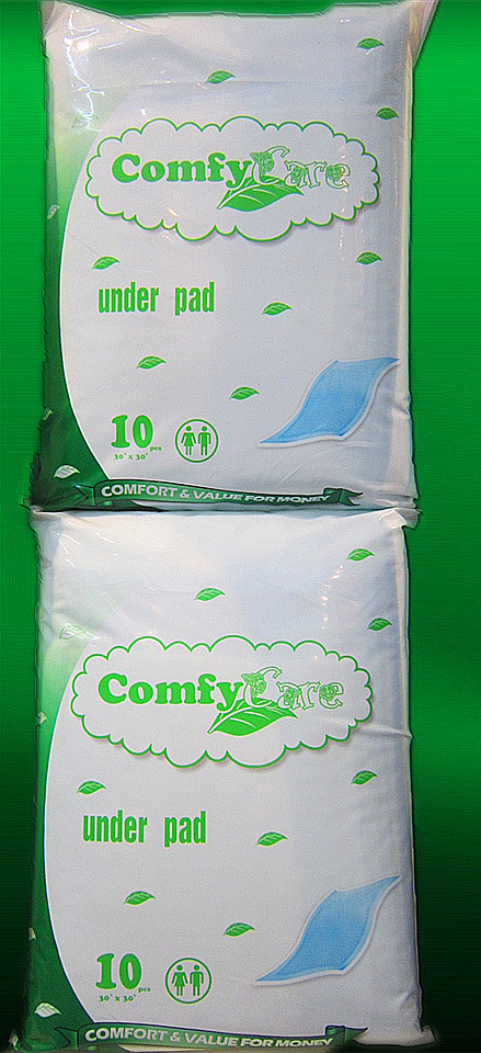 Underpad for Hospital, Disposable Underpad