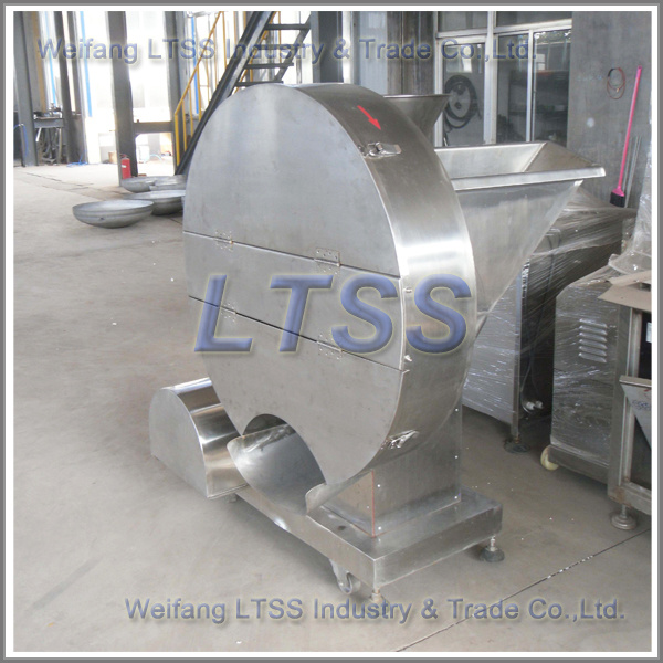 Meat Plancer Processing Machinery / Frozen Meat Planning Machine