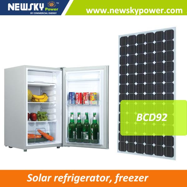 AC 110V to 240V DC12V 24V Solar Fridge