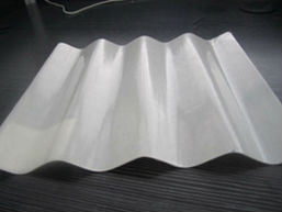 Corrugated Skylight Panel, Fiberglass Light Plate, FRP Skylight Plate