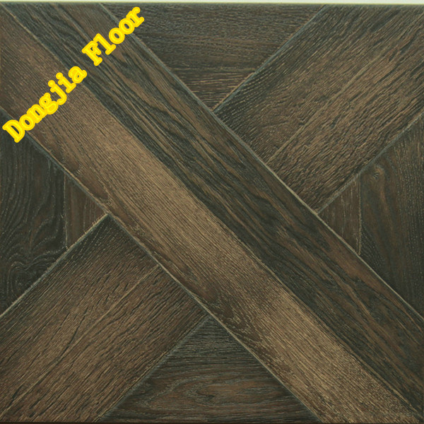 8mm and 12mm Parquet Laminate Floor