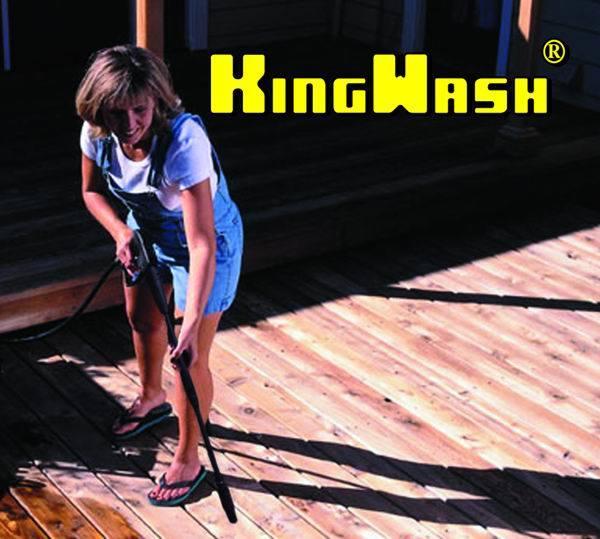CE, Kingwash, Electric High Pressure Washer (QL-2100GB)