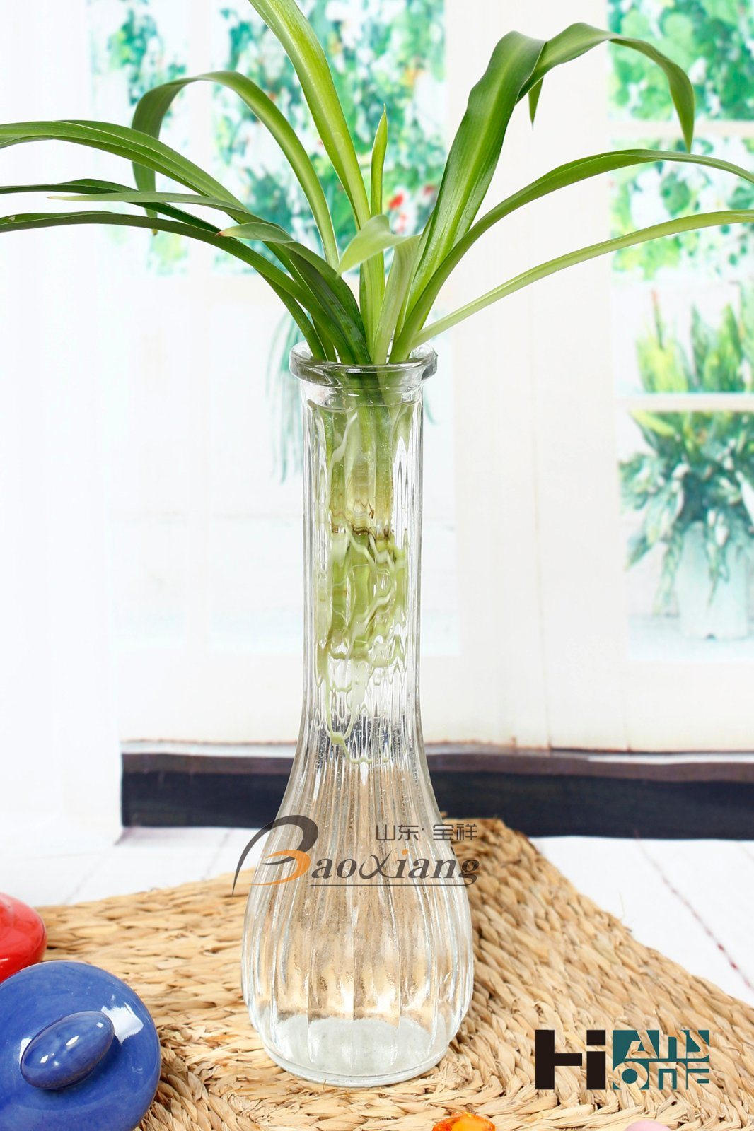 Three Different Characteristics of Glassvase