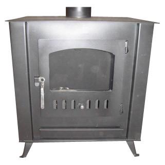 Cast Iron Unique Wood Burning Stove, Wood Burning Fireplace (FIPA003)