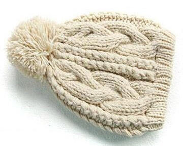 Beckham Fashion Knitting Knitted Winter Hat